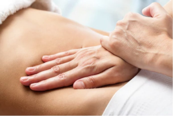 Massage-ventre